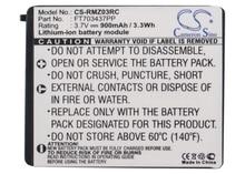 Cameron Sino 900mAh bateria FT703437PP, RZ03 00120100 0000 do RAZER Mamba, RC03 001201