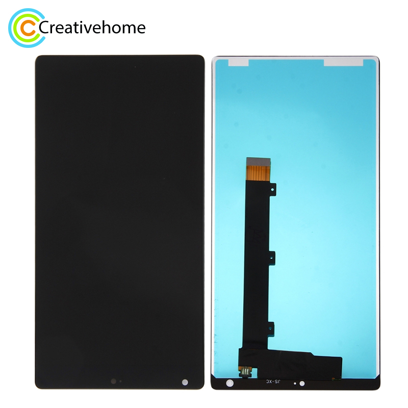 High Quality LCD Screen and Digitizer Full Assembly Lcd Replacement Glass For Xiaomi Mi MixHigh Quality LCD Screen and Digitizer Full Assembly Lcd Replacement Glass For Xiaomi Mi Mix