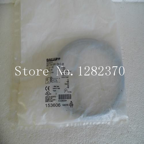 [SA] New original authentic special sales BALLUFF sensor BES 516-370-E4-C-02 Spot --2PCS/LOT [sa] new original authentic special sales sick shike guang electric switch mhl15 p2236 spot 2pcs lot