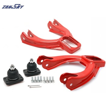 Front Upper Camber Kit:+ Rear Lower Control Arms (Fits For 92