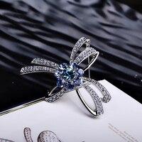 Fashion vintage broche voor bruiloft kwaliteit pin zijden sjaal cape gesp broche vrouwelijke gift Sieraden Voor Vrouwen