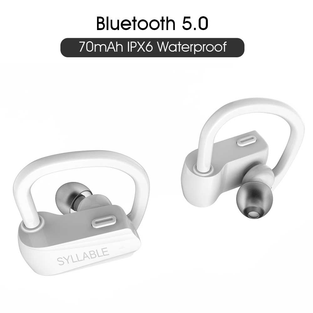 f4f42a491e7 Colorful SYLLABLE D15 wireless sports bass earphones TWS True Wireless  Stereo Earbuds SYLLABLE D15 bluetooth headset