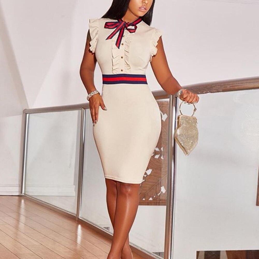 d6023a472a692e Großhandel dresses women frills stripe Gallery - Billig kaufen dresses  women frills stripe Partien bei Aliexpress.com