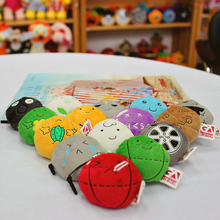 Creative cute EP Theme universal dustproof plug screen wipe for iphone and Android cute plush pendant accessorie small gift idea