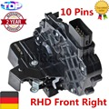 AP03 フロント右ドアロックアクチュエータランドローバー Discovey MK3 MK4 フリーランダー 2 II LR011275 FQJ000205 FQJ000204