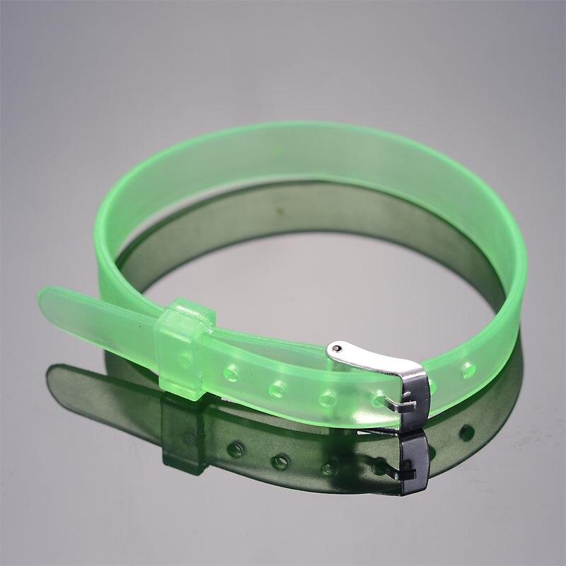 Personalized Silicone Wristband Strap