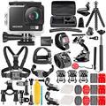 Neewer G2 4 K WiFi Sport Action Kamera mit Touchscreen Ultra HD Wasserdichte DV Camcorder 12MP 4 K/ 30FPS EIS Weitwinkel