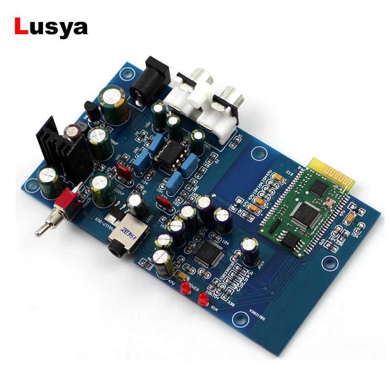 オリジナルの Bluetooth 4.0 ハイファイ DAC デコーダボード AK4490 NE5532 モジュール I2S 出力サポート DSD デコードボード