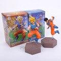 Dragon Ball Z KAI DXF Fighting Combination vol.4 Son Gohan / Son Gokou PVC Figure Collectible Model Toy 18cm