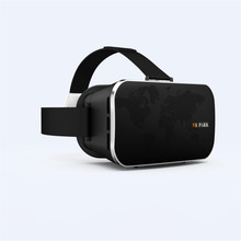 V3 3D virtual reality box movie DVD glasses headset VR eye HD anti-blue lens