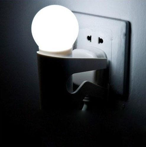 1-pcs Creative ABS Running LED Boy Villain Lamp Night Light Kid - Luces nocturnas - foto 6