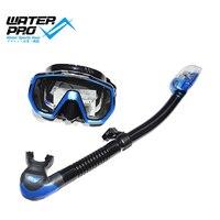 TUSA Diving Mask Snorkel Set (M1003 Diving Mask + SP 0101 Dry Snorkel) Scuba Diving Water Sports