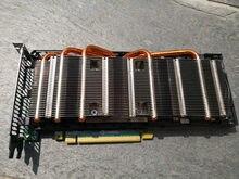 Tesla m2070 6gb f3kt1 sh886a 620779-001 cartão de operação de alta precisão operação gpu placa gráfica