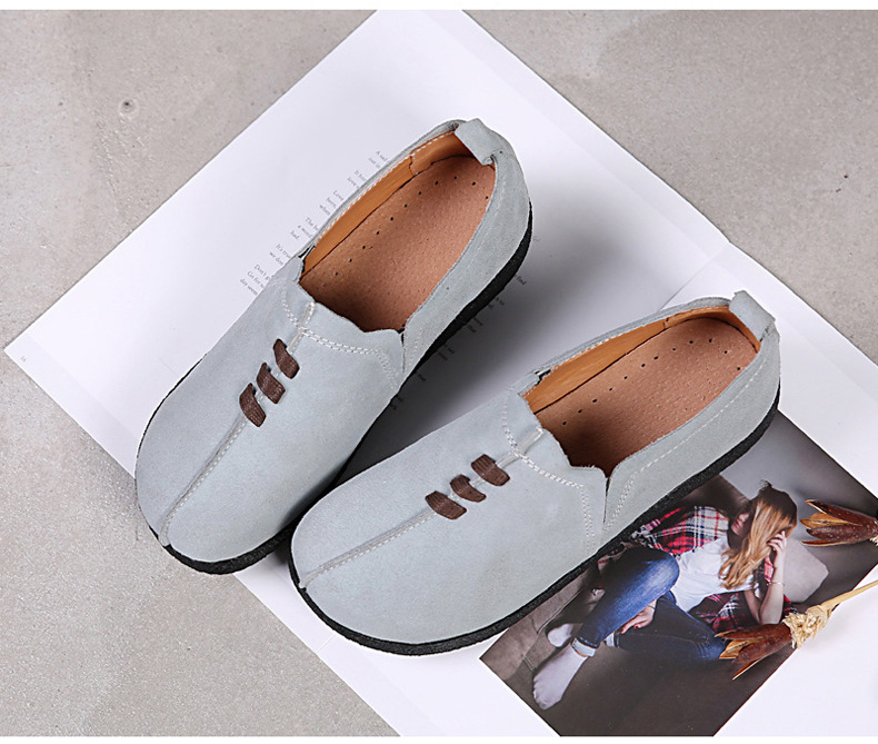 LL 3022-2019 Spring Autumn Women Wedge Shoes-5