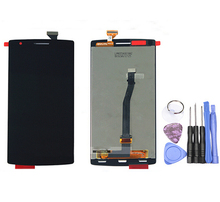 New Original Genuine Touch Screen Display for Oneplus one LCD Touch Screen Digitizer Front Assembly Replacement Tested & QC