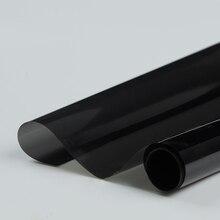 Sunice 50×1500 cm Negro Car Window Tint Film Vidrio VLT 20% Car Auto Decorativa Solar Películas de Tinte
