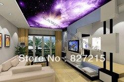 U-506 фантастические космические облака пленочная фотоформа потолочная мода декоративный материал доступен для потолочной плитки
