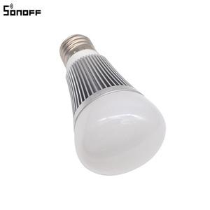 Image 4 - Sonoff B1 Smart Wifi lampe E27 lampe LED colorée à intensité variable rvb couleur lumière APP WIFI télécommande Via IOS Android pour les maisons intelligentes