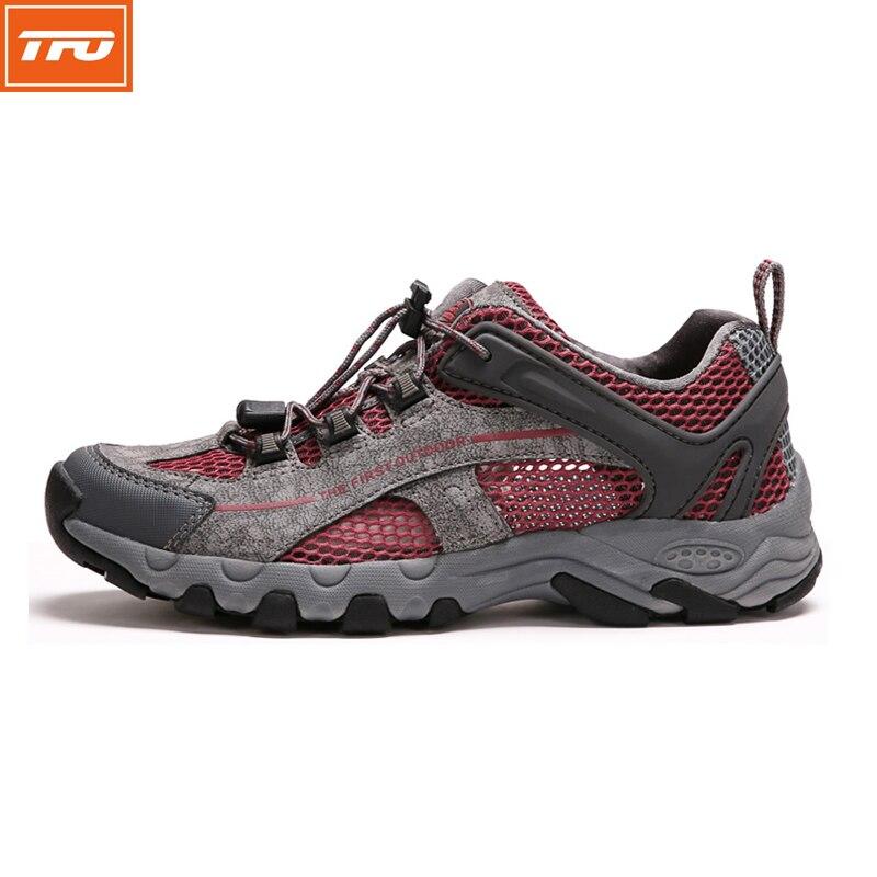 TFO Brand Men Aqua Shoes upstream shoes sneaker Outdoor hiking trekking Aqua water Wading climbing mountain Amphibious shoes speedo men s seaside 3 0 lace amphibious pull on water shoe