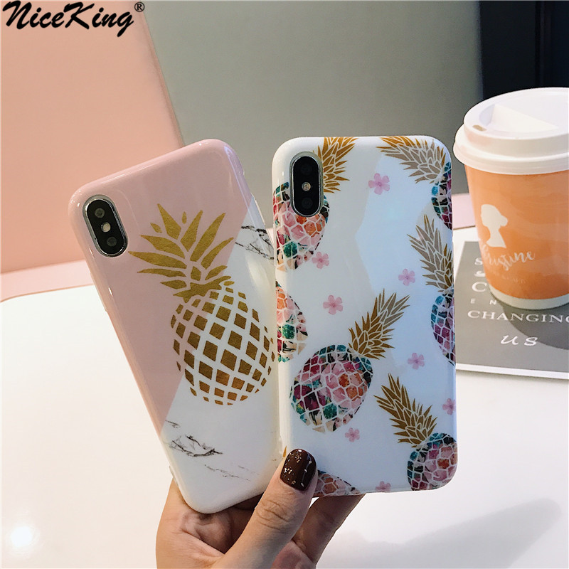 coque iphone xs max pineapple