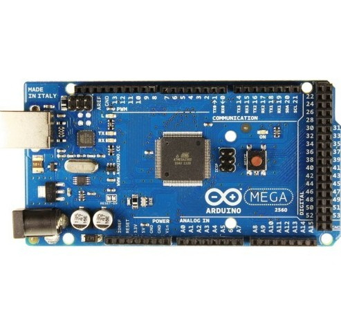 Arduino Mega 2560 Rev3 Development Board Original Edition mega 2560 r3 rev3 atmega2560 16au совет кабель usb совместимый для arduino