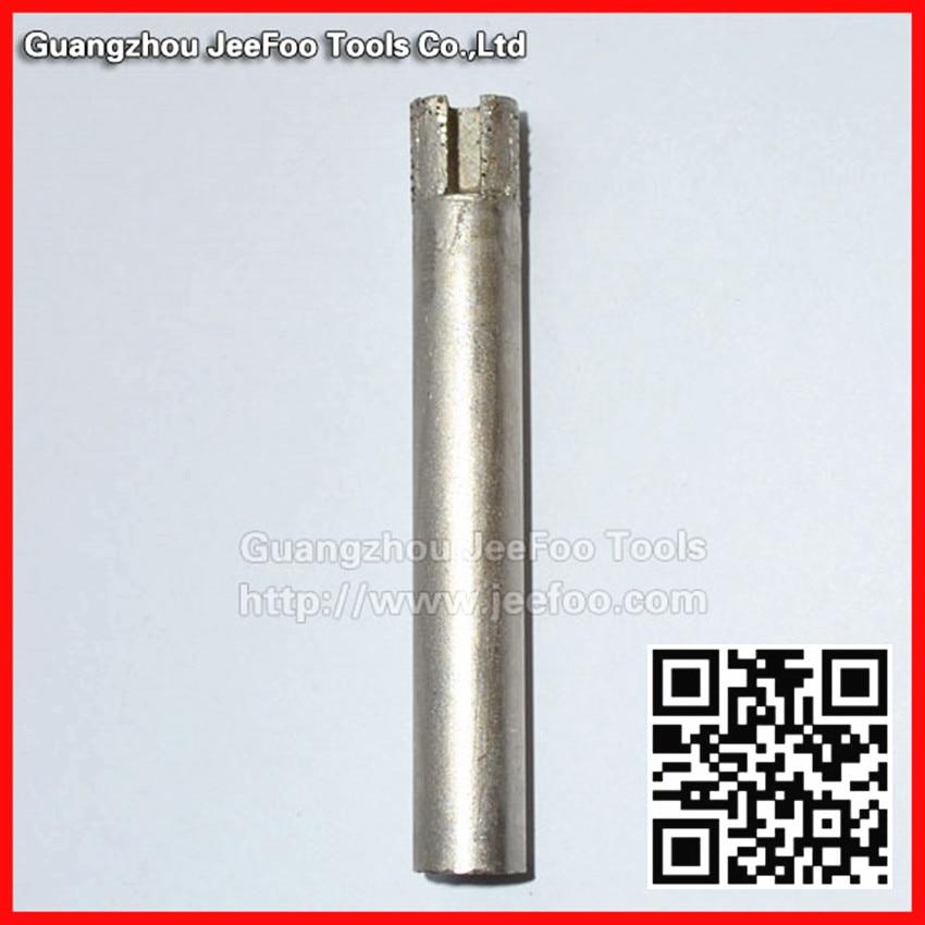 8 * 10 brocas de piedra herramientas de corte de granito brocas de enrutador de diamante plano para grabar brocas de fresado de cnc de mármol
