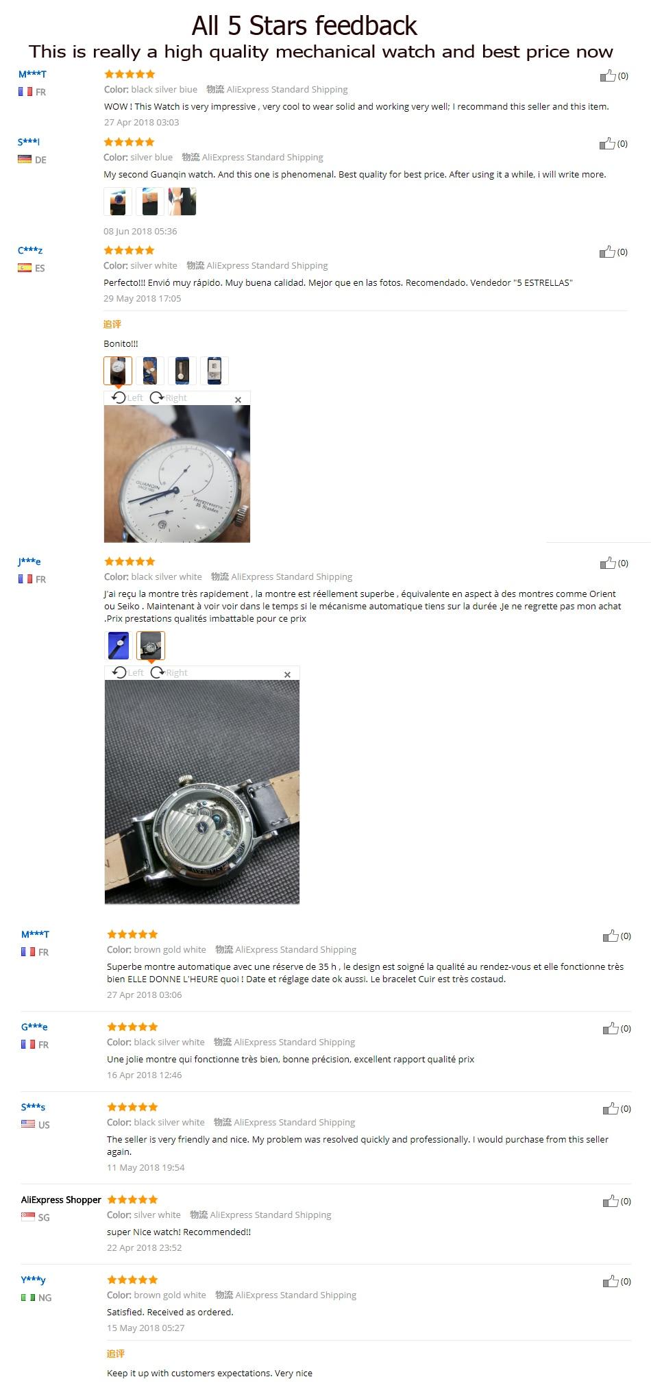 106 feedback