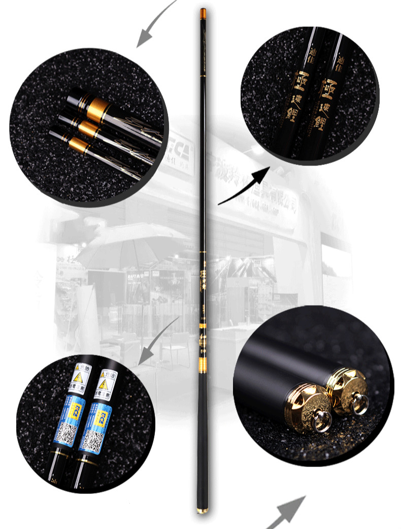 Special offer high quality 1 pcs/Lot 3/3.9/4.5/5.4/6.3/7.2 m carbon Taiwan fishing rod river/lake/pond fishing pole special offer 1 pcs lot 1 8 2 1 2 4 2 7 3 0 3 6 4 5 m carbon telescopic fishing rod river lake pond fishing rods