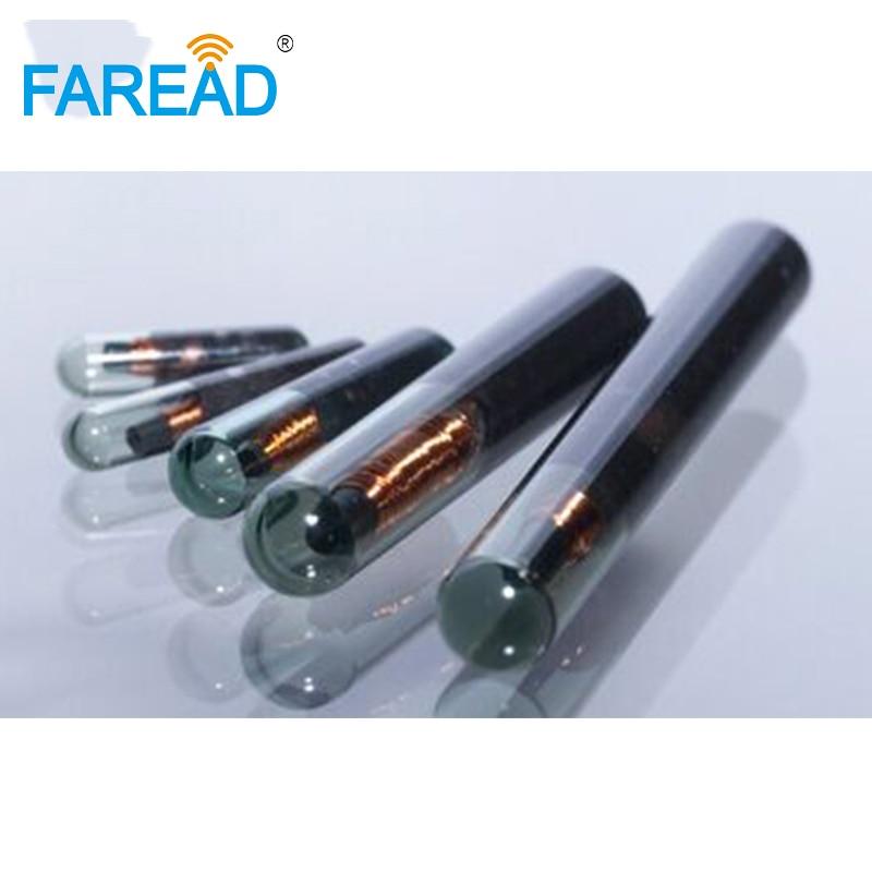 x80pcs ISO15693 13.56MHz 2*12mm Vigo RFID Microchip glass transponder free shipping 10pcs 13 56mhz hf rfid glass tag 2 12mm iso15693 vigo ic type animal microchip
