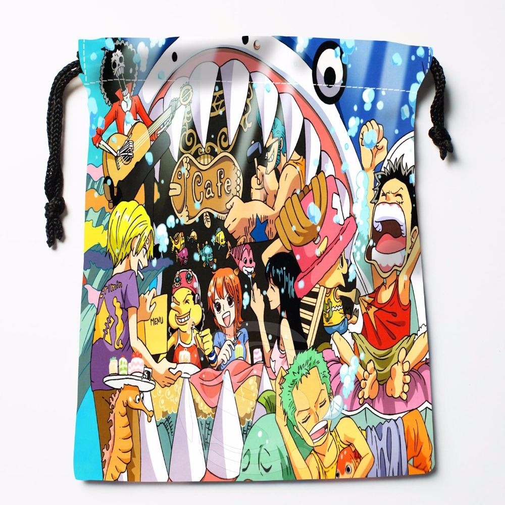 E-192 New One Piece Custom Logo Printed  Receive Bag  Bag Compression Type Drawstring Bags Size 18X22cm R801R192YO