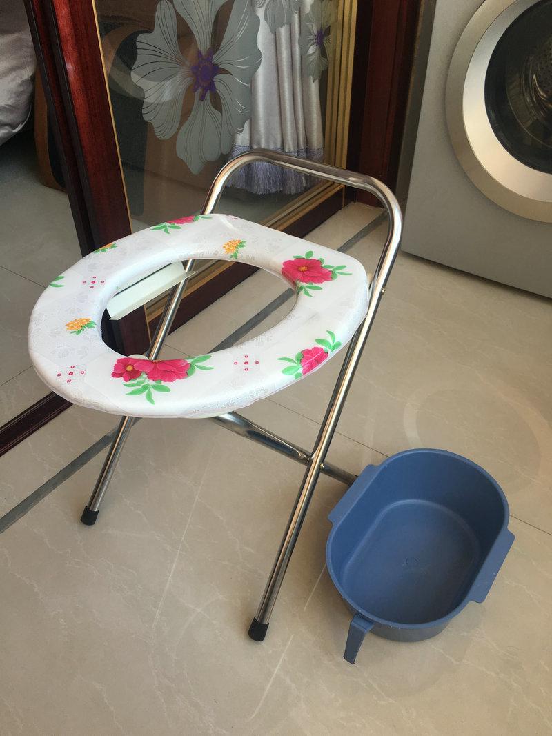 Redelijk Ouderen Zwangere Vrouwen Zitten Wc Kruk Stoel Wc Roestvrij Staal Vouwen Toiletbril Mazza Wc Kruk Stoel Te Koop