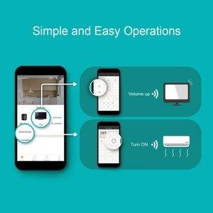 Image 3 - Broadlink RM Mini3 czarna fasola uniwersalny pilot, WiFi + sterowanie ir Hub dla inteligentnego domu, kompatybilny z Alexa, jeden dla wszystkich Infrare