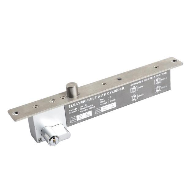 Hik DS K4T600C Fail Secure Electric Bolt W/Cylinder
