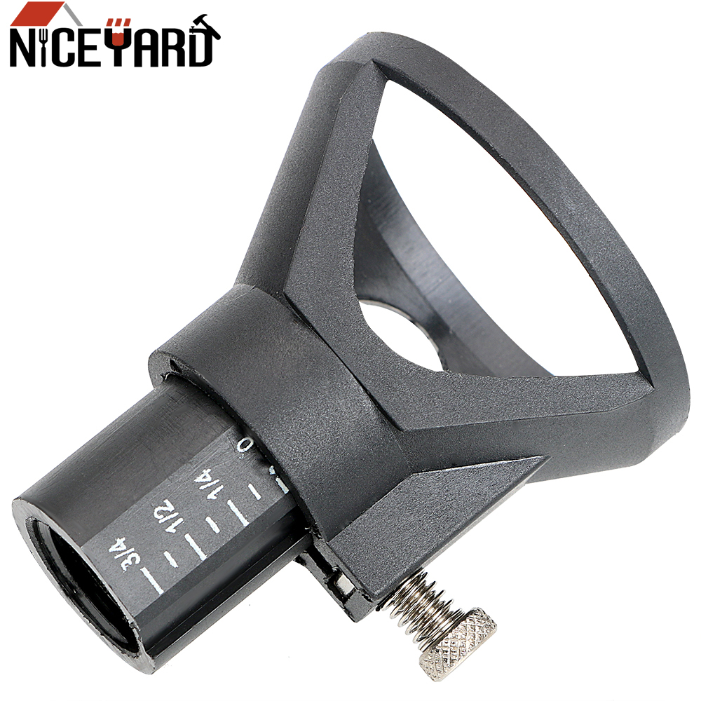 NICEYARD Electric Grindering Locator Dedicated Tools Accessories Grinding Locator Polishing Carving For Dremel Drill