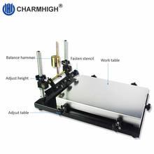4432 трафарет принтер для SMT производственной линии, шелкотрафаретная паста принтер, палочки и место машина