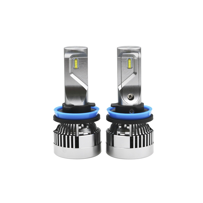 <font><b>H8</b></font> H9 H11 MI7 <font><b>LED</b></font> Headlight 80W 12000LM <font><b>Cree</b></font> FLIP Chips White 6000K Combo <font><b>LED</b></font> Headlights High Beam Driving Lamps Error Free image