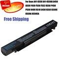 Para asus Batería Del Ordenador Portátil Para Asus A41-X550 A41-X550A A450 A550 F450 F550 F552 K550 R409 R510 X450 X550 Para Asus P550 A41-X550