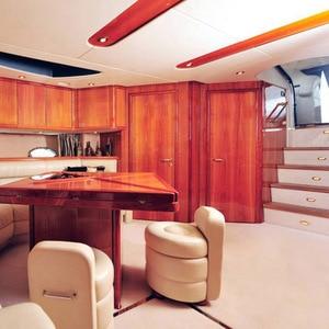 Image 5 - 12 V Marine Yacht Boot Schritt Licht Courtesy Licht Umgebungs Lampe Weiß/Blau Caravan Motor Home Zubehör