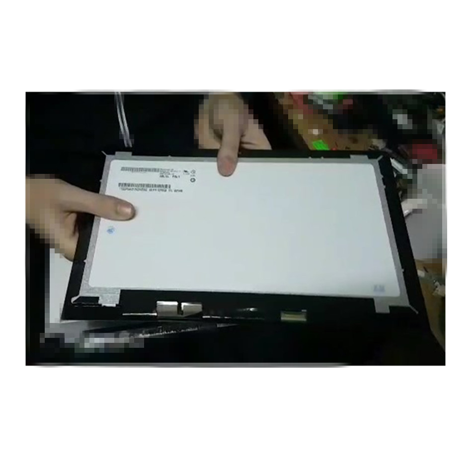No frame Lcd Assembly For 14 Lenovo Flex 2 14 14D Laptop Best Quality Touch Screen