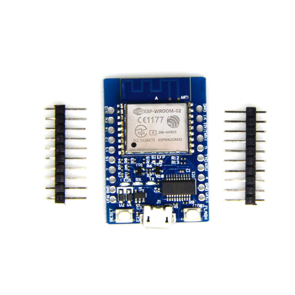 цена 2pcs/lot ESP-WROOM-02 development board For D1 Nodemcu wifi Internet of Things