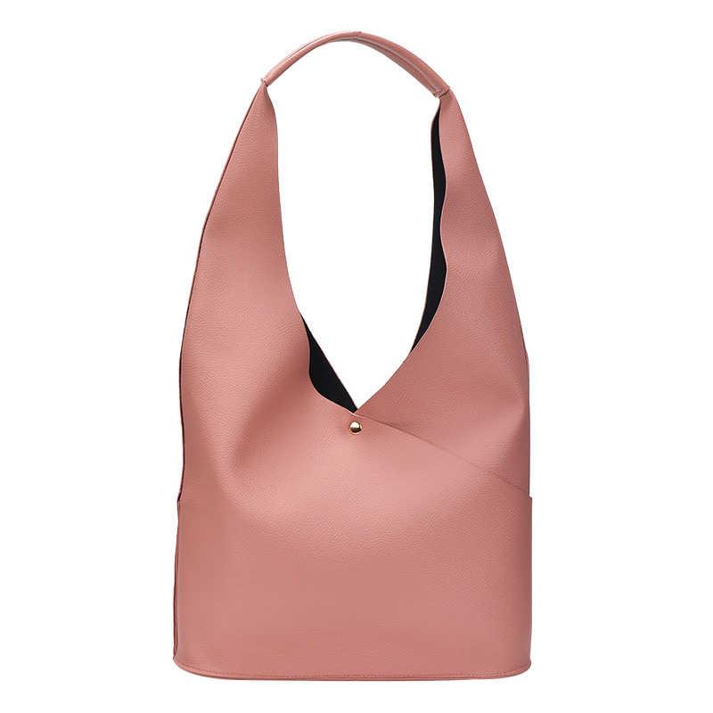 63c86e869125 Beaocly Винтаж Для женщин сумки мягкие женские туфли из искусственной кожи  женские Лоскутные композитный плечо женские