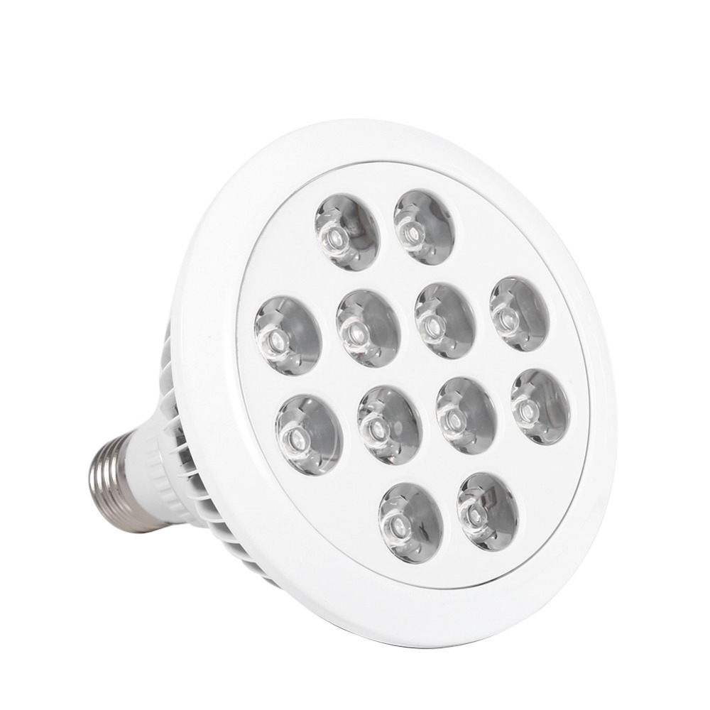 36W 85-265V E27 LED Indoor Plants Grow Plant Growing Lamp Garden Vegs Hydroponic Light
