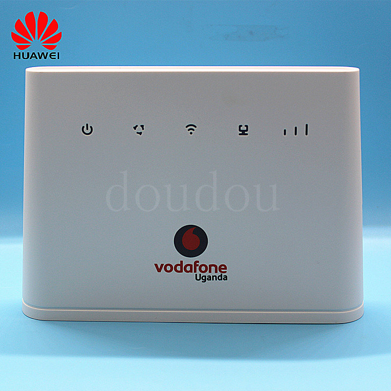 Unlocked Huawei B310 B310s 22 150Mbps  4G LTE CPE WIFI ROUTER Modem with Sim Card Slot Up to 32 WiFi Devices-in 3G/4G Routers from Computer & Office