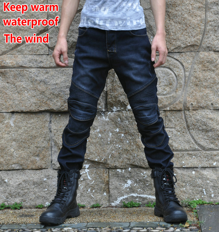 2017 new super fit jeans, denim jeans, motorcycle waterproof pants, motorcycle rally jeans, winter cashmere warmth 2016 new hi street slim fit ripped jeans for men washed distressed denim joggers brand designer jeans pants with ankle sizem xxl