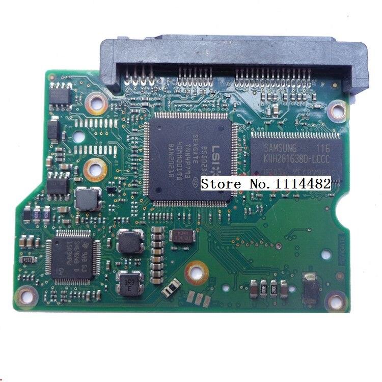 Darmowa wysyłka 100% oryginalne działające ST500DM002 ST3500418AS 100535704 revA/B/C/D