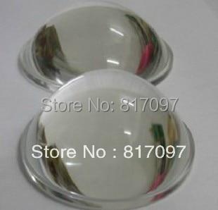 Wholesale Venta 575W 1200W 1500W Follow Light Lens Spherical Convex Lens Spot Light Accessories Parts Diameter 5cm Free Shipping venta 2010