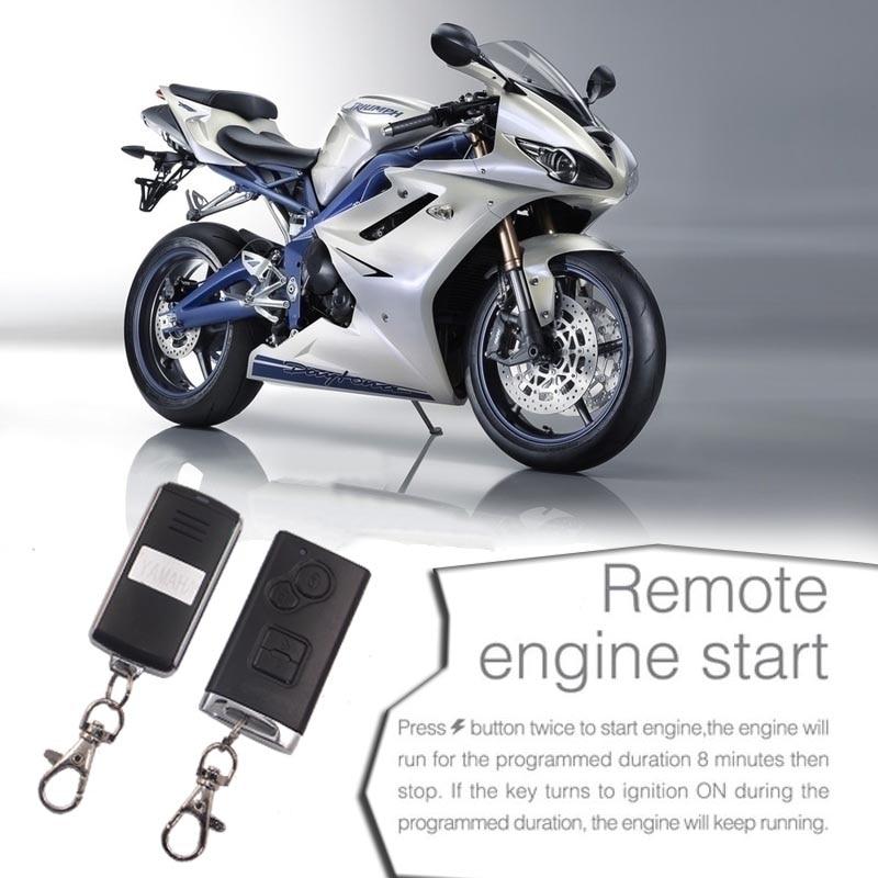 Motorcycle Anti Theft Security Alarm System Yamaha