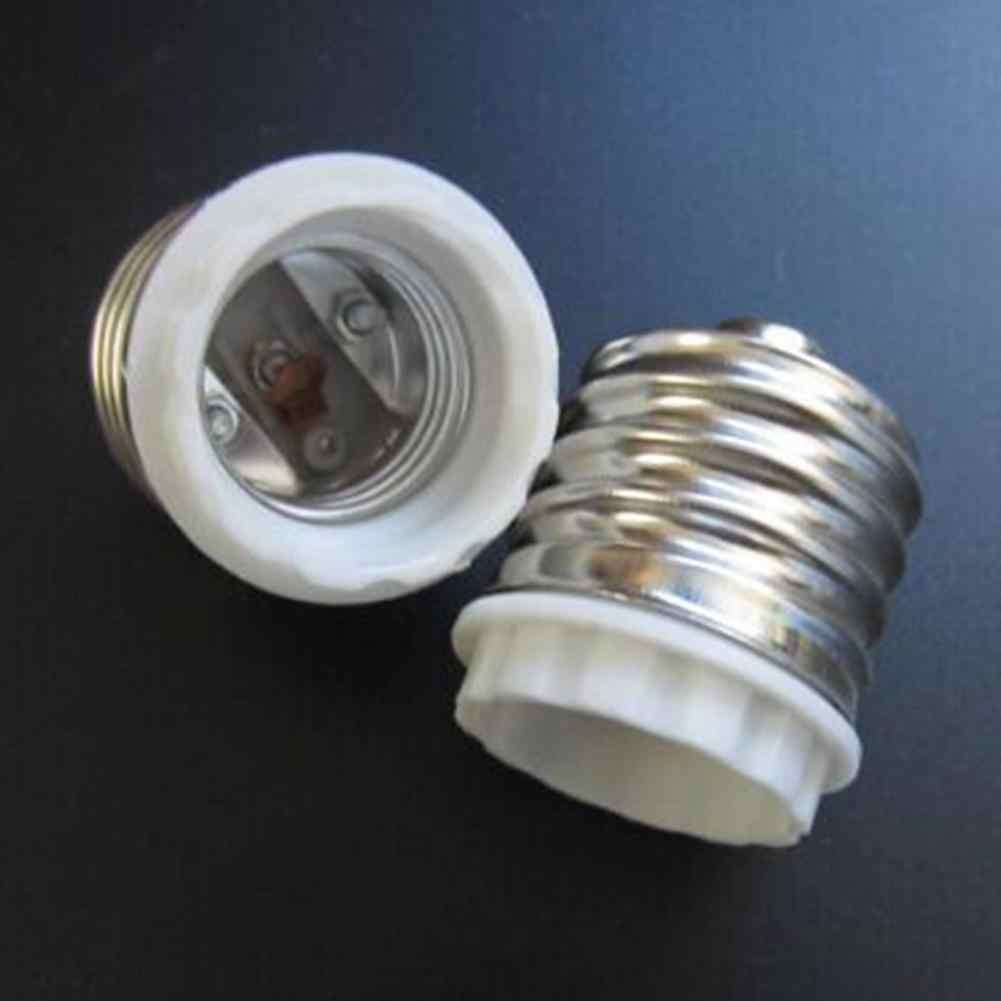 SOLLED Exquisite E40 To E27 Converter Lamp Holder LED Light Bulb Base