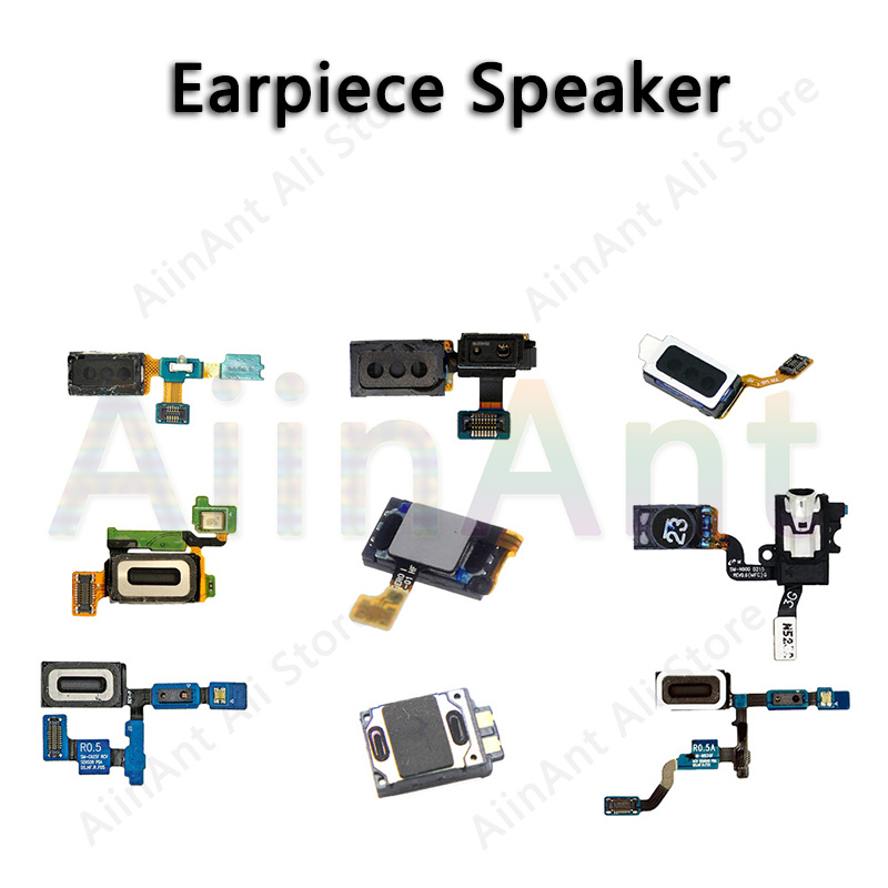 Earpiece For Samsung Galaxy S3 I9300 S4 I9500 S5 G900F S6 S7 Edge S8 S9 Plus Mini Ear Phone Earphone Speaker Flex Cable