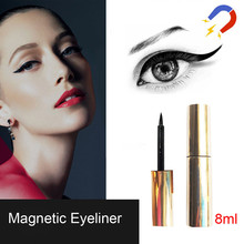 Get more info on the Fast Drying Magnetic Liquid Eyeliner Waterproof Sweat-proof Long-Lasting Cosmetic magnetic eyeliner delineador de colores